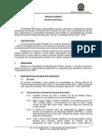 Projeto Basico Cancela Automatica - Revisado