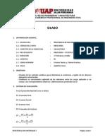 ASIGNATURA RESISTENCIA DE MATERIALES