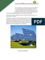 paneles solares COSNET