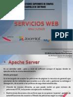 AdminServers - Servicios Web _ Joomla