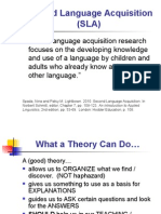 CH07 Second Language Acquisition 2ndEdition