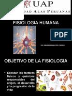Generalidades de Fisiología