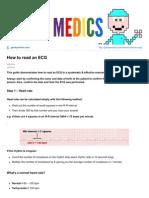 Geekymedics.com-How to Read an ECG