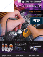 Issue 62 Radio Parts Group Newsletter - April 2010
