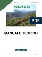 Macstars W 4.0_Manuale Teorico_ITA