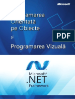 Manual POO Si Vizuală (Microsoft)