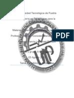 Portafolio de Evidencias Ecuaciones Diferenciales Aplicadas