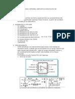 Control Proporcional Integral Derivativo Simulación de Procesos