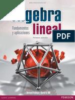 Algebra Lineal Fundamentos y Aplicaciones – Bernard Kolman – 1ed