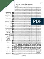 Jupiter - Full Orchestral