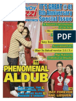 Pinoy Parazzi Vol 9 Issue 1 - December 4 - 6, 2015