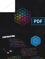 Digital Booklet - A Head Full of Dreams