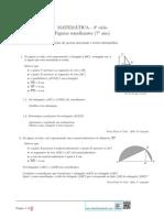 Matemática 7 - semelhanças