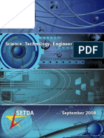 Science Technology Engineering Mathematics STEM Report