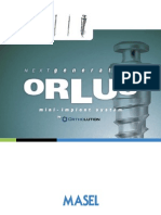 Orlus Mini Implant System Brochure