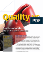 Quality vs Safety