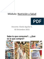 etiquetado nutricional exceso de nutrientes
