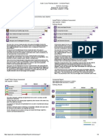 kuder career planning system - combined report