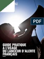 GP à Lusage Du Lanceur Dalerte Français v.5 Pages