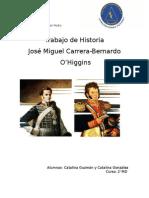 Informe Carrera y Ohiggins