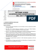2015_11_27_informe Sobre Acuerdos Más Significativos Del Cev y Psi