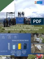Normativa en Saneamiento 2014 (1)