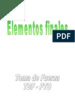 Elementos Finales