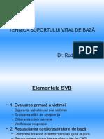PPT Suport Vital de Baza