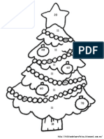 Divisiones - Árbol de Navidad