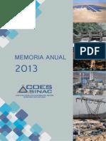 COES Memoria2013