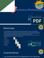 Química Metaloides