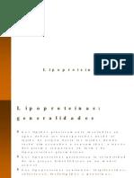 Clase de Metabolismo de Lipoproteínas