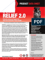 JOINT RELIEF 2.0 by Max Muscle Sports Nutrition