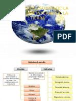 Métodos de Estudio de La Estructura Interna de la Tierra.