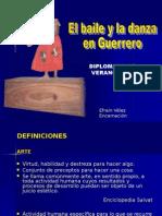 Danzas de Guerrero