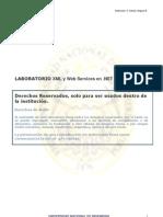 LABORATORIO Xml y Web Services en .NET – 2