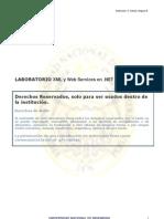 LABORATORIO Xml y Web Services en .NET – 3