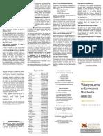 Maryland Estate Tax Pamphlet