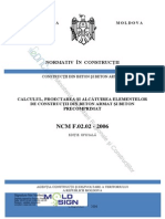 NCM F 02-02-2006 Normativ Beton