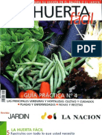 Botanica - Agricultura La huerta facil - Guia practica Tomo IV (C)