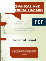 Mechanical and Electrical Hazard
