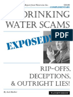 Water Scams