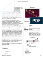 Trombone - Wikipedia, The Free Encyclopedia