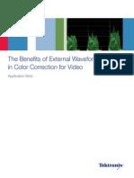 Waveform Mon Benefits of External