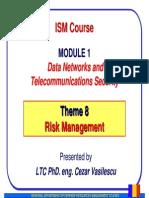 DNTS 08 - Risk Management