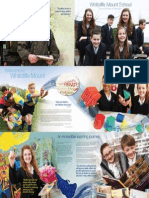 Whitcliffe Mount School Prospectus