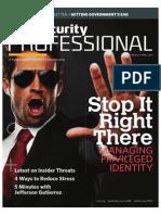 PIM Infosecurity Professional Magazine Mar April 2015