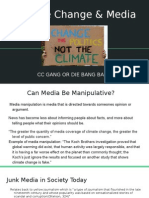 media   climate change