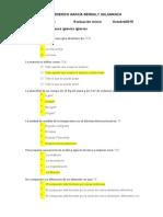 Evaluación Inicial D