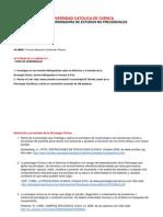 Definición y Estudio de La Sicología